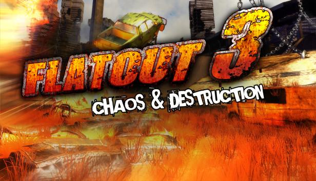 FlatOut 3 Chaos & Destruction İndir – Full
