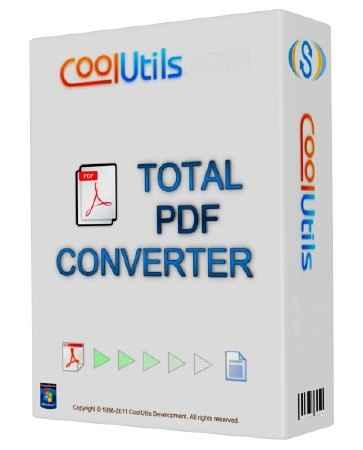 Coolutils Total PDF Converter Full v6.1.0.30 PDF Dönüştür