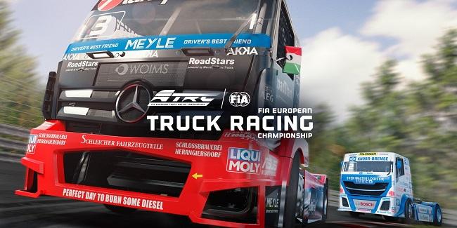 FIA European Truck Racing Championship İndir – Full