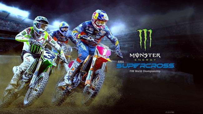 Monster Energy Supercross 3 İndir – Full