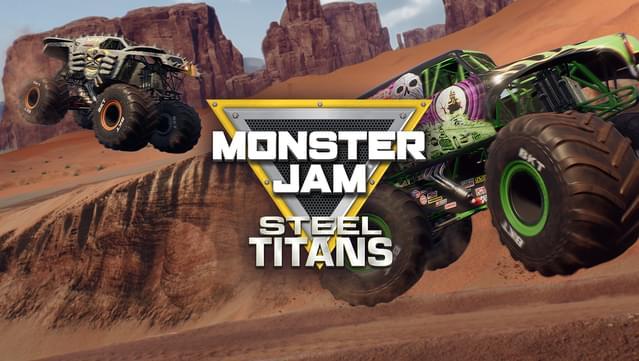 Monster Jam Steel Titans İndir – Full
