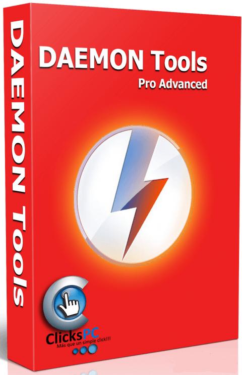 Daemon Tools Pro Advanced İndir – Full Türkçe 7.1.0.0596