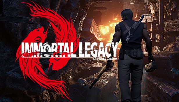 Immortal Legacy The Jade Cipher İndir – Full