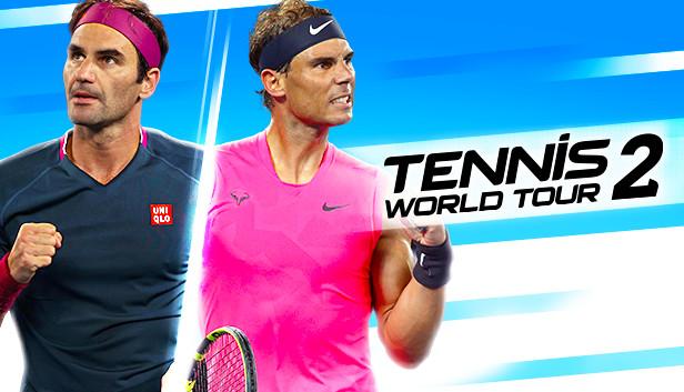 Tennis World Tour 2 İndir – Full