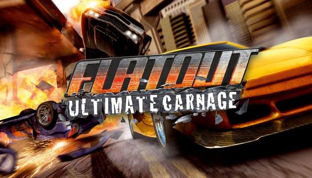 FlatOut Ultimate Carnage İndir – Full